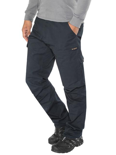 Fjällräven Karl Pro lange broek Heren blauw